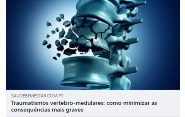 Traumatismos vertebro-medulares: como minimizar as consequências mais graves
